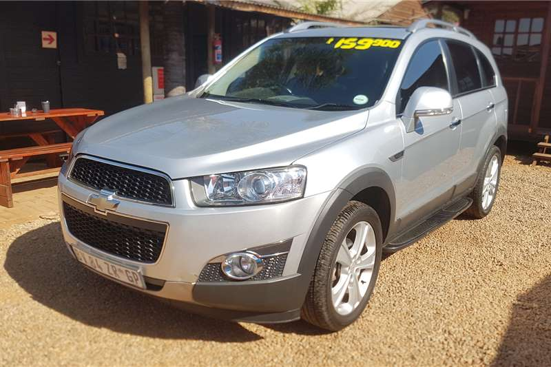 Chevrolet Captiva 3.0 V6 AWD LTZ 2012