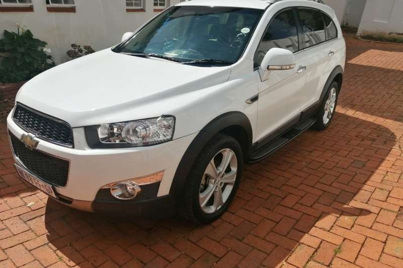 Chevrolet Captiva 3.0 V6 AWD LTZ 2013
