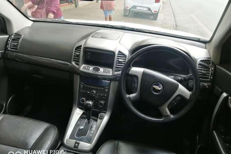 Used 2013 Chevrolet Captiva 3.0 V6 AWD LTZ