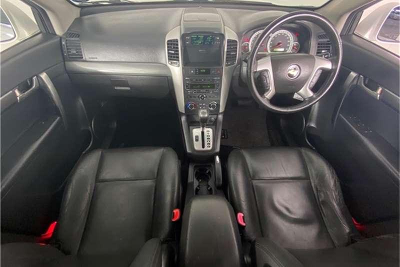 Used 2007 Chevrolet Captiva 3.2 LTZ
