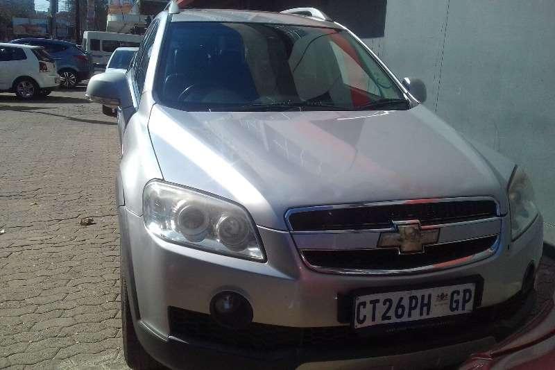 Chevrolet Captiva 3.2 LTZ 2008