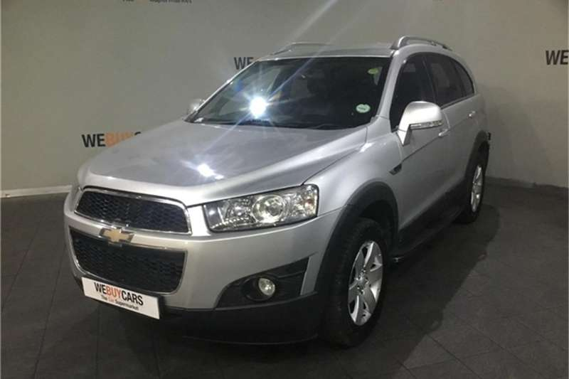 Chevrolet Captiva For Sale In Cape Town Junk Mail