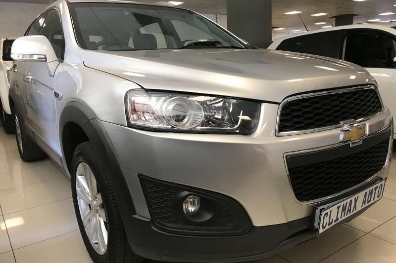 2014 Chevrolet Captiva 2.0D LTZ