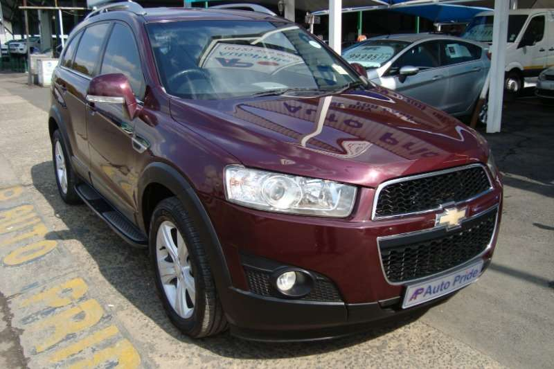 2012 Chevrolet Captiva 2.4 AWD LT