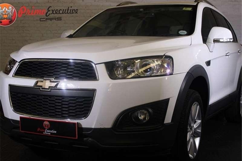 2015 Chevrolet Captiva 2.4 LT auto