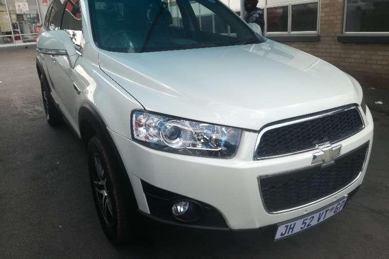 2012 Chevrolet Captiva 2.4 LT