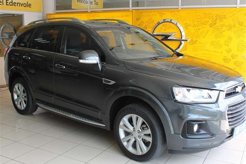 2017 Chevrolet Captiva 2.2D LT