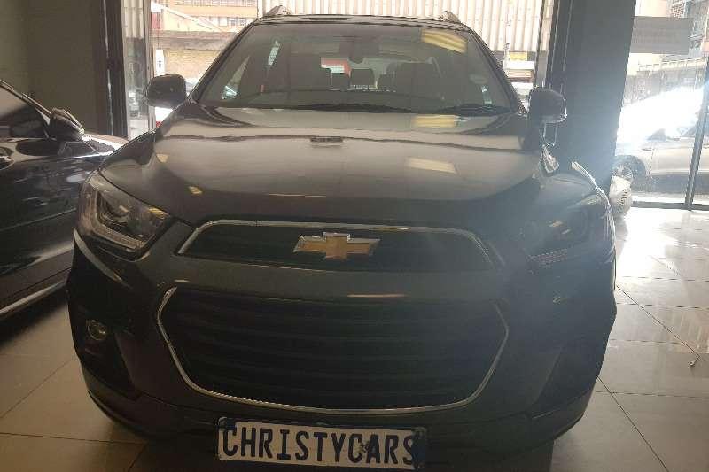 2017 Chevrolet Captiva 2.2D LT