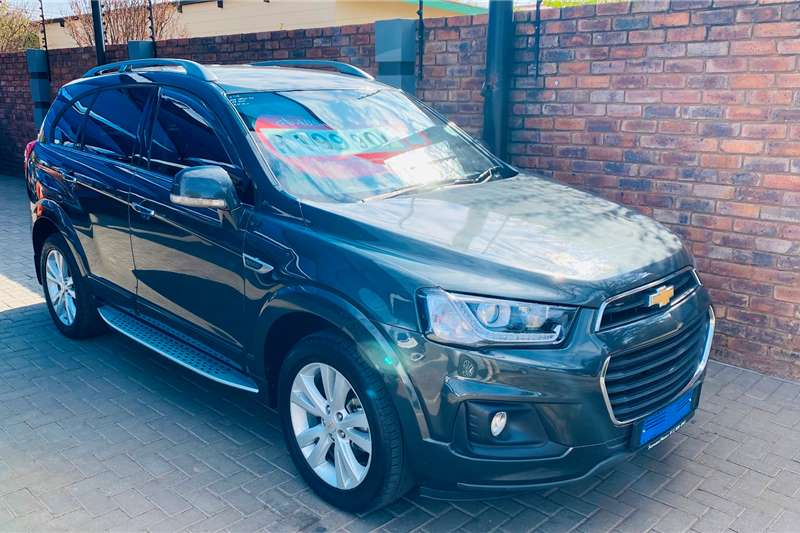 Chevrolet Captiva For Sale In South Africa Junk Mail