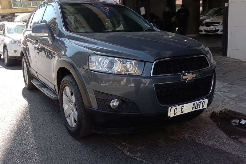 2015 Chevrolet Captiva 2.4 LT