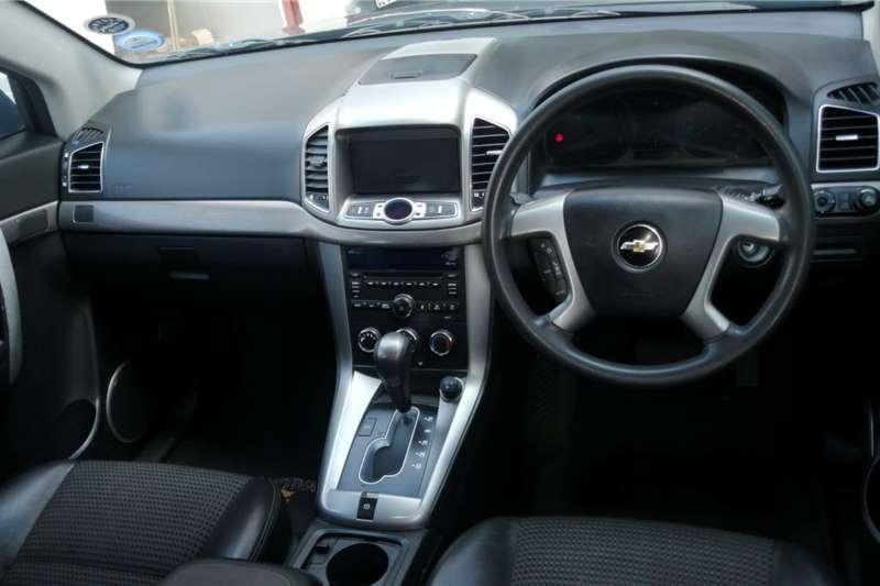 2020 Chevrolet Captiva