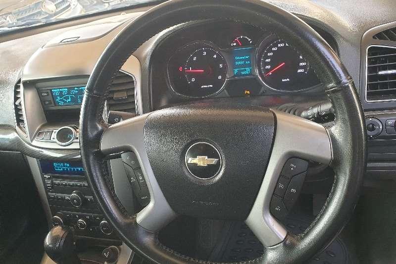 2015 Chevrolet Captiva