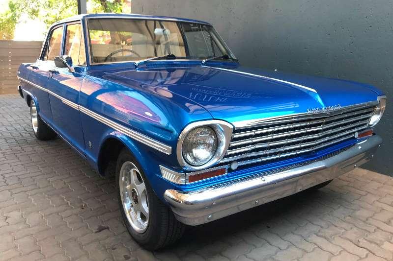 Chevrolet CHEVY II NOVA 1963