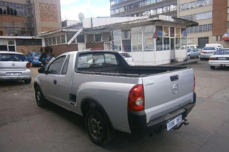 2007 Chevrolet Corsa