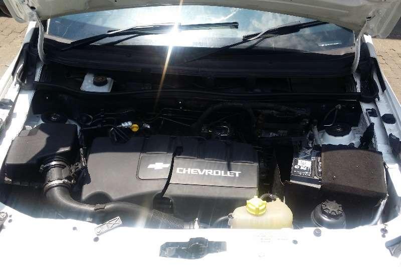 Chevrolet Corsa Utility 1.3 Diesel 2015