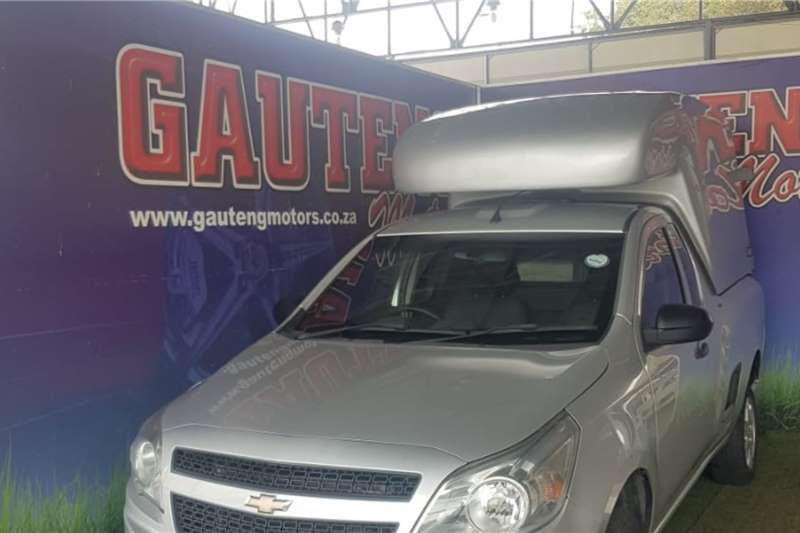 Chevrolet Corsa Utility 1.3D with canopy 2014