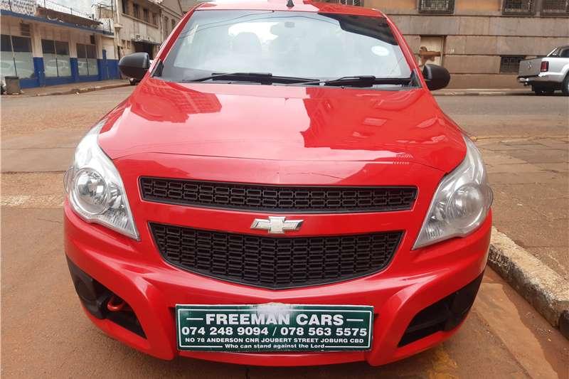 2012 Chevrolet Corsa Utility Corsa Utility 1.4