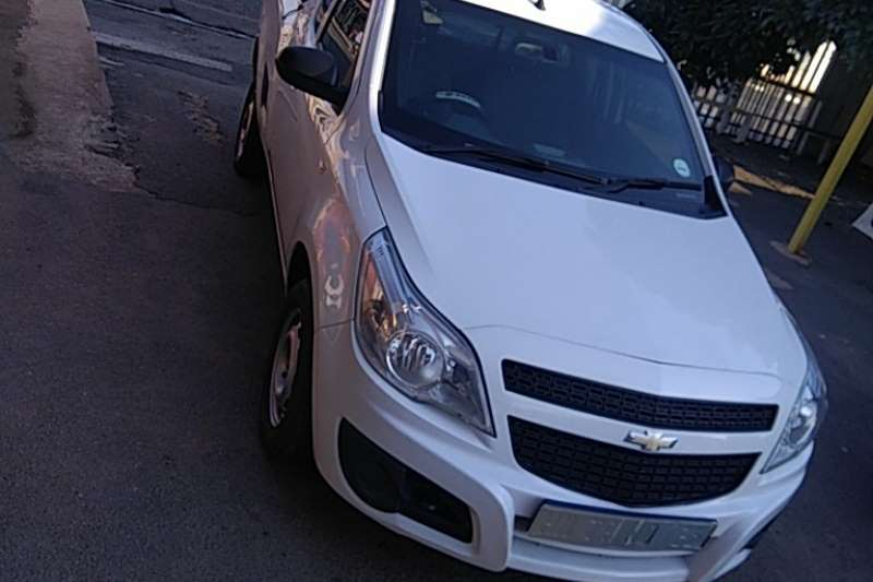 Used 2013 Chevrolet Corsa Utility 1.4