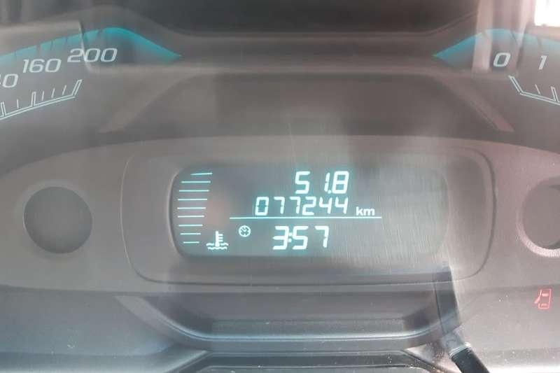 2014 Chevrolet Corsa Utility Corsa Utility 1.4