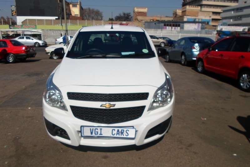 2015 Chevrolet Corsa Utility Corsa Utility 1.4