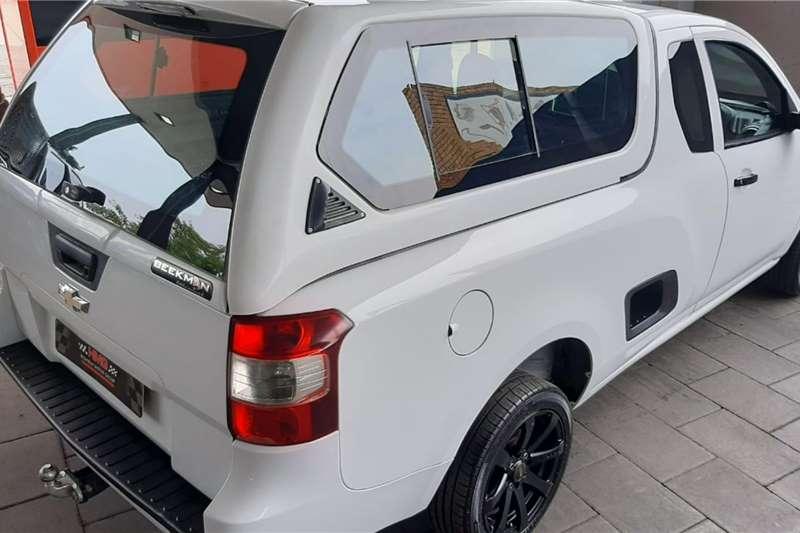 Chevrolet Corsa Utility 1.4 (aircon) 2014