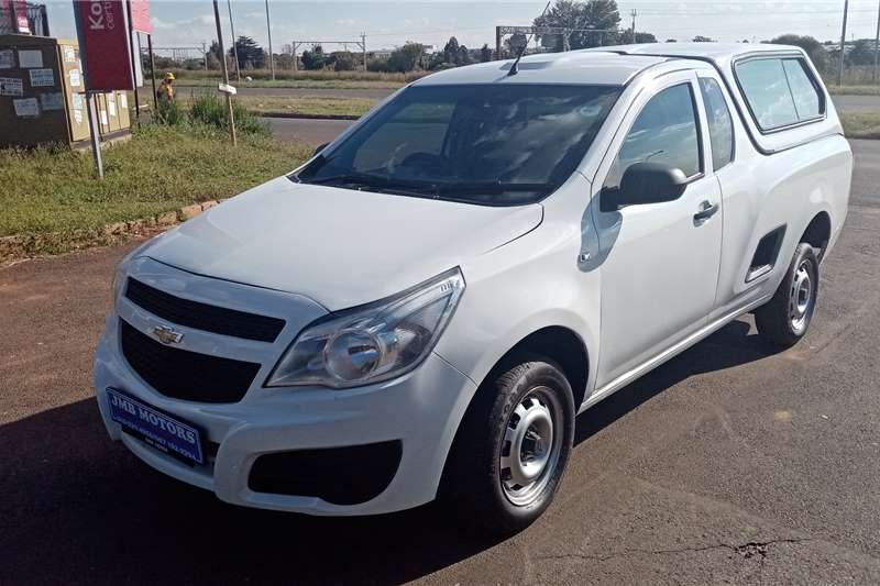 Used 2014 Chevrolet Corsa Utility 1.4 (aircon)