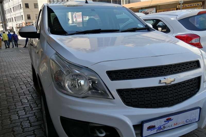 Used 2015 Chevrolet Corsa Utility 1.4 (aircon)