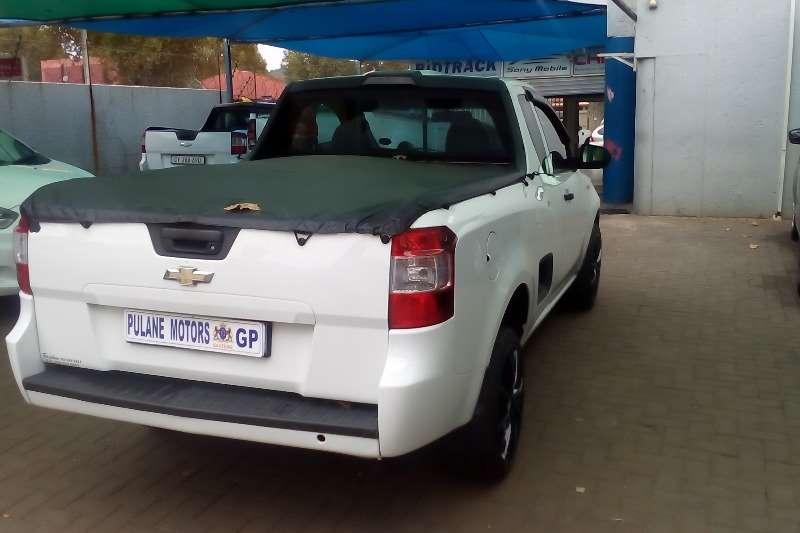 Chevrolet Corsa Utility 1.4 (aircon) 2016