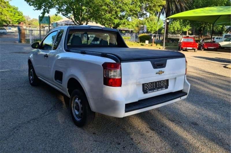 Used 2017 Chevrolet Corsa Utility 1.4 (aircon)