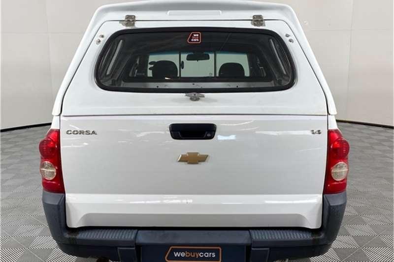 2011 Chevrolet Corsa Utility Corsa Utility 1.4 Club