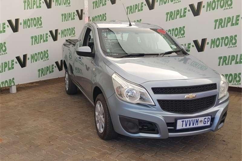 Chevrolet Corsa Utility 1.4 Club 2012