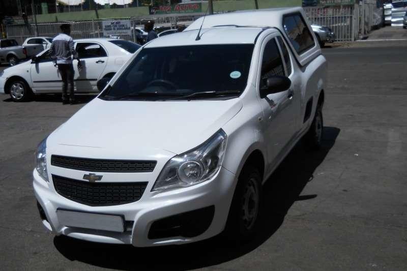 Chevrolet Corsa Utility 1.4 Club 2013