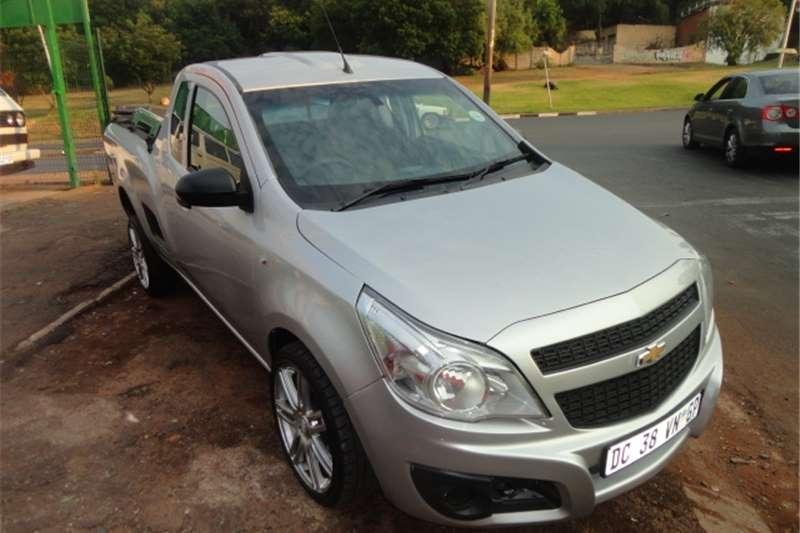 Chevrolet Corsa Utility 1.4 MANUAL 2DOOR 2013