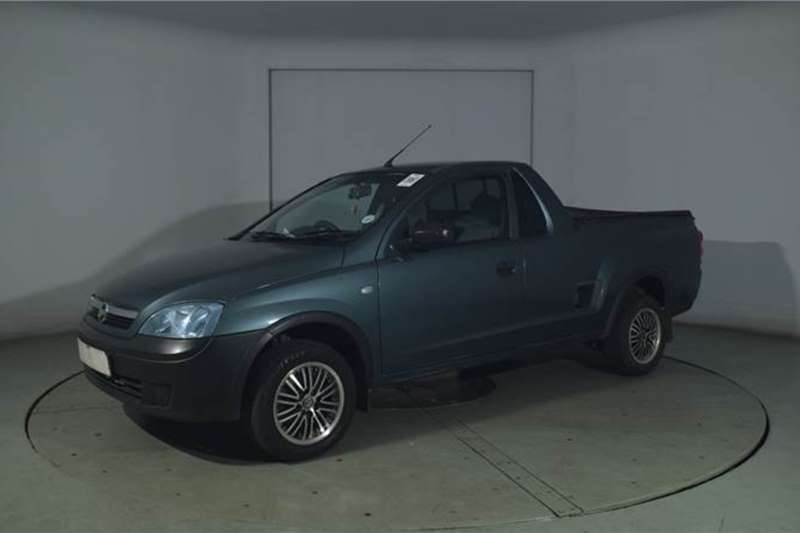 2010 Chevrolet Corsa
