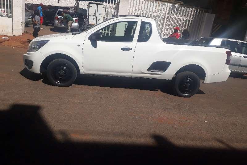 Chevrolet Corsa Utility 1.4 Sport 2014