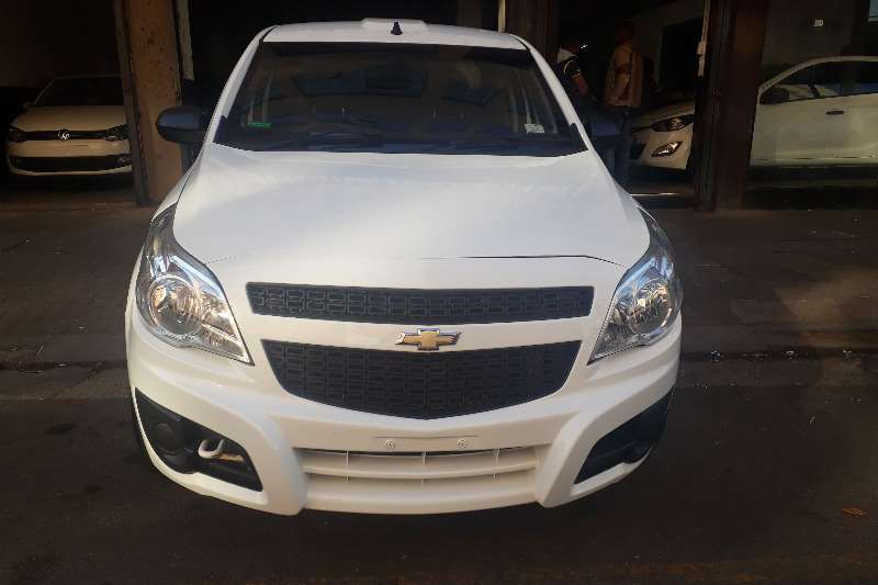 Used 2017 Chevrolet Corsa Utility 1.4 Sport