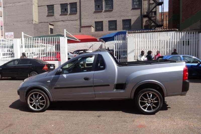Chevrolet Corsa Utility 1.7DTi 2013