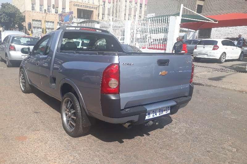 Used 2012 Chevrolet Corsa Utility 1.7DTi Sport