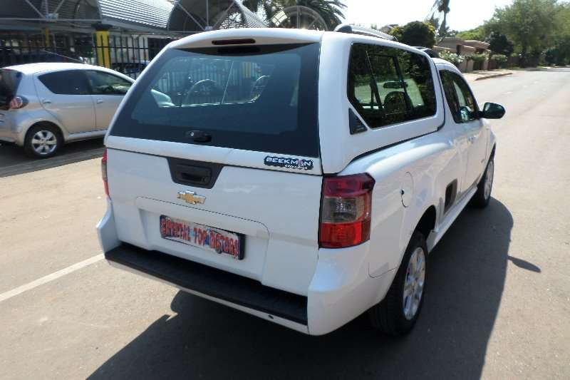 Chevrolet Corsa Utility 1.8 Club 2015