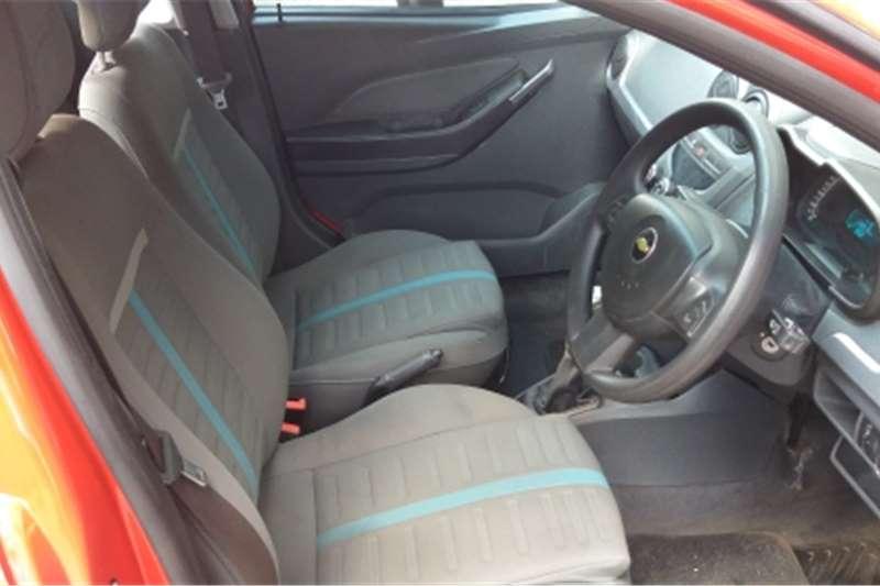 Chevrolet Corsa Utility 1.8 Sport 2014