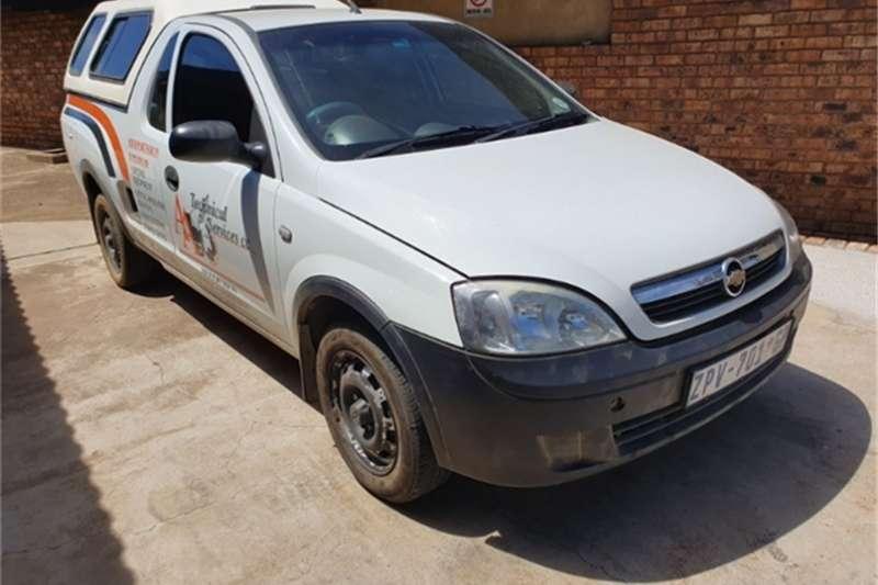 2010 Chevrolet Corsa Utility 1.8 Club