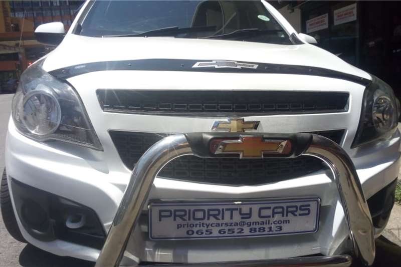 2013 Chevrolet Corsa Utility 1.4