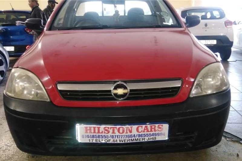 2010 Chevrolet Corsa Utility 1.4