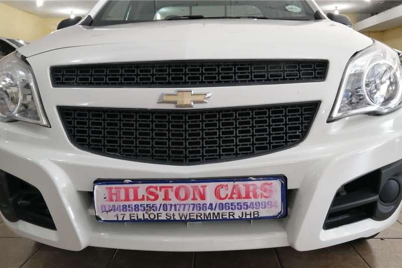 2014 Chevrolet Corsa Utility