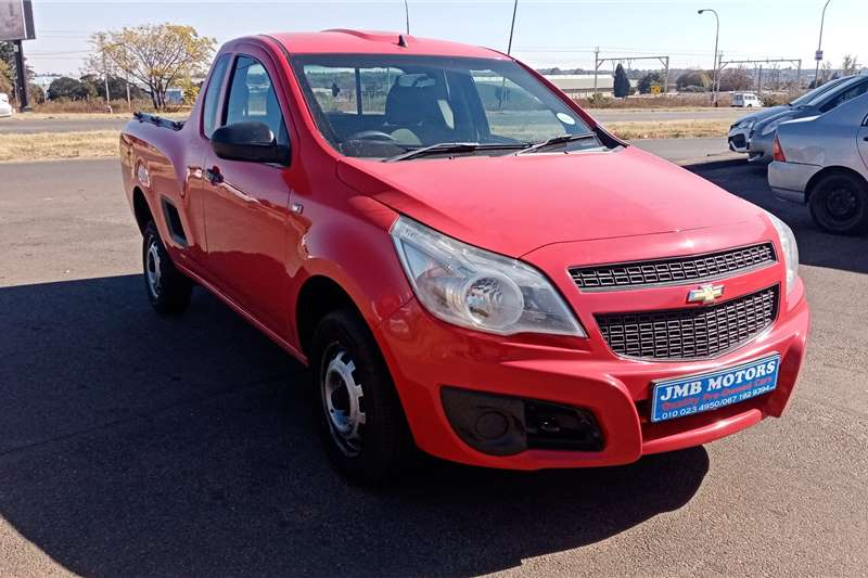2012 Chevrolet Corsa Utility