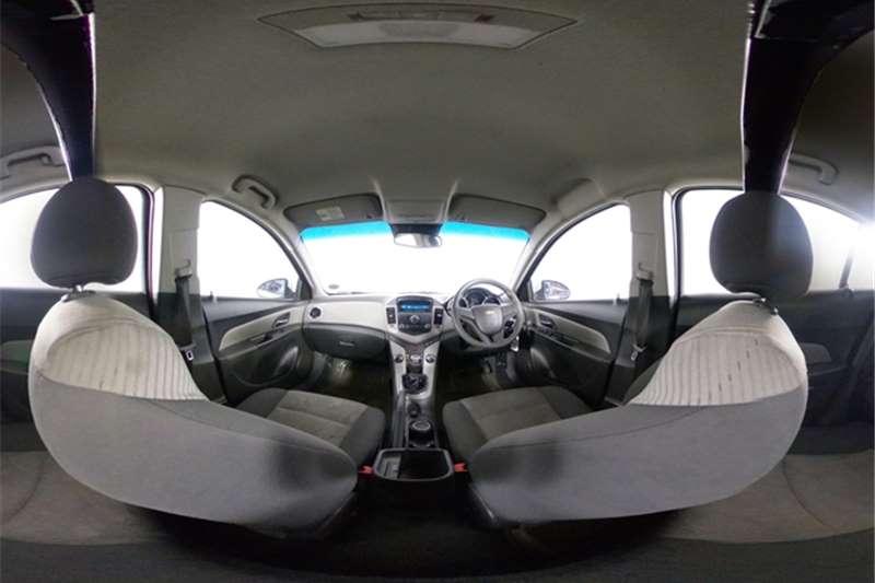 Used 2010 Chevrolet Cruze 1.6 L