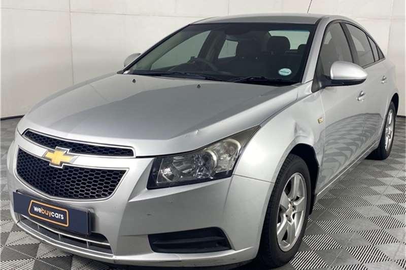2011 Chevrolet Cruze Cruze 1.6 L