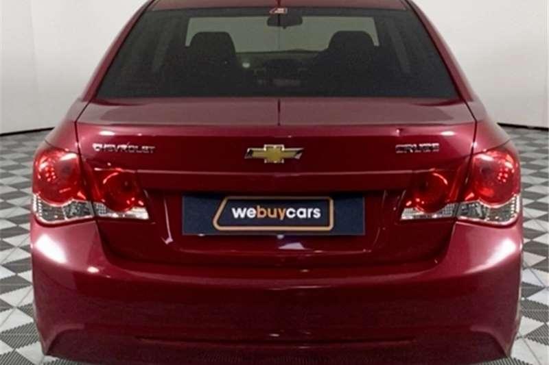 2013 Chevrolet Cruze Cruze 1.6 L