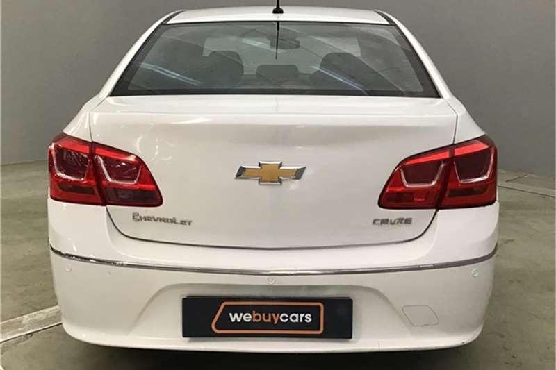 Chevrolet Cruze 1.6 L 2015