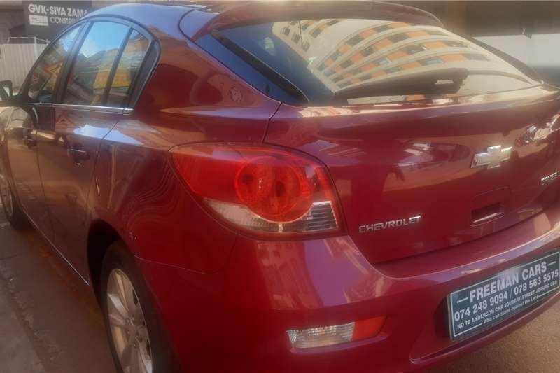 Used 2015 Chevrolet Cruze 1.6 L